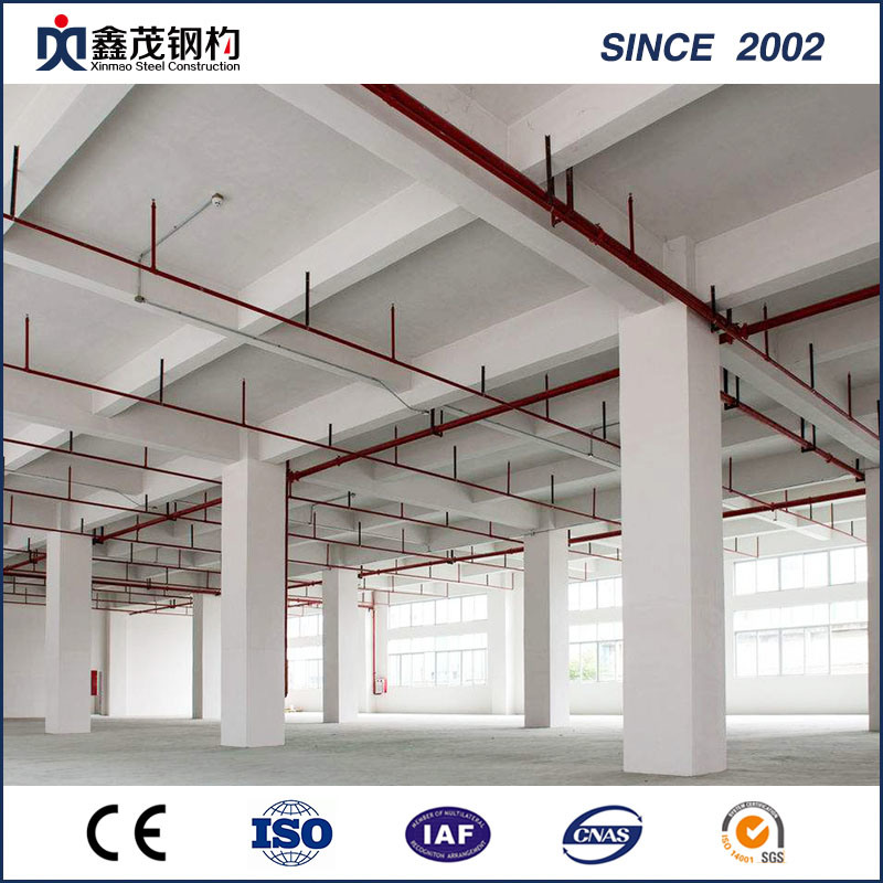 Prefab House Steel Structure Building for Steel Frame Workshop