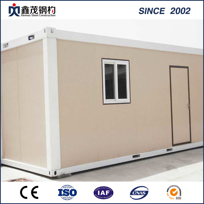 Prefab Modular Moveable Container House Container Home 20FT 40FT
