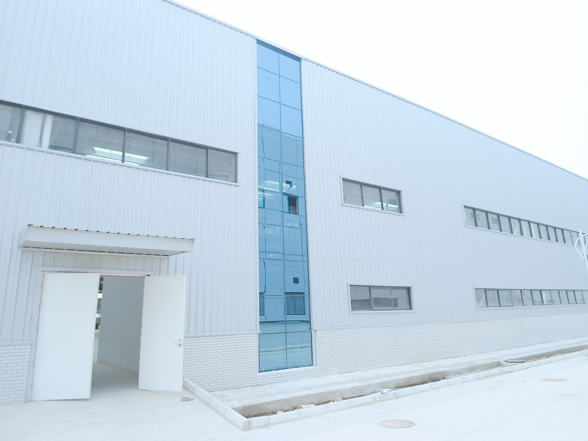 High Quality Steel Building House - Prefab Steel Structure House as Pre-Assemble Industrial Building (Steel Building) – Xinmao ZT Steel