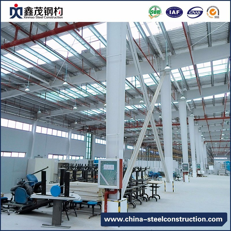 New Arrival China Prefabricated Steel Structure Building -