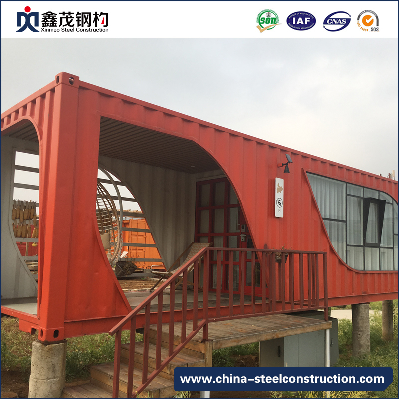 Top Grade Steel Frame Building Construction -