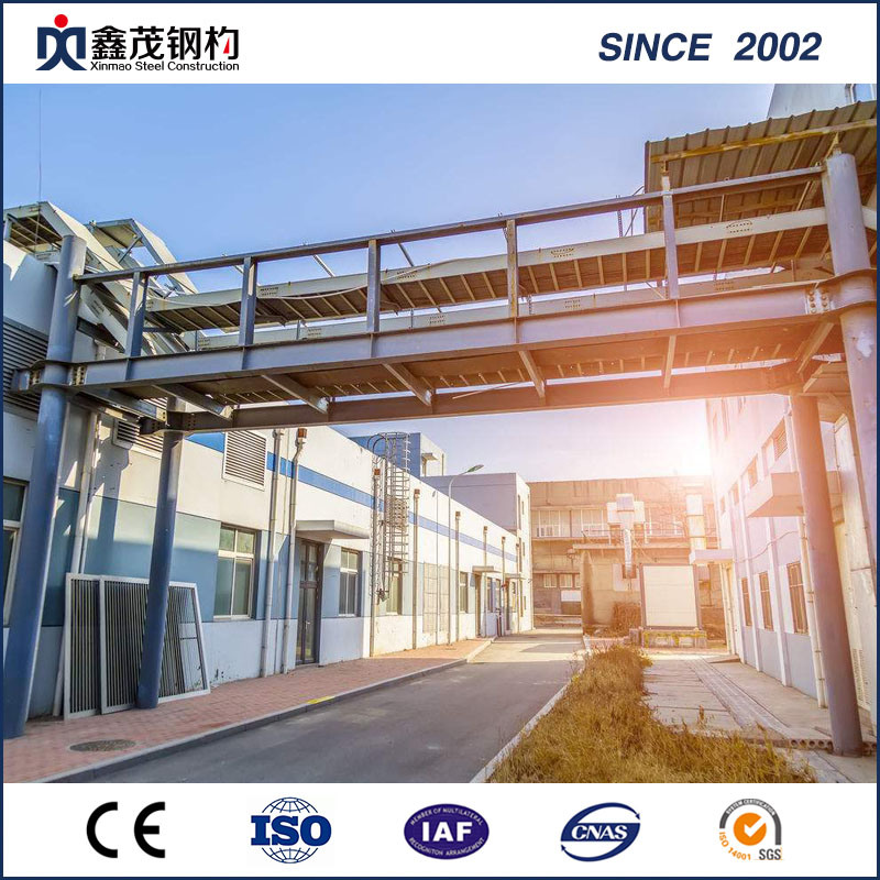 Prefabricated Steel Frame Workshop for Steel Structure Workshop
