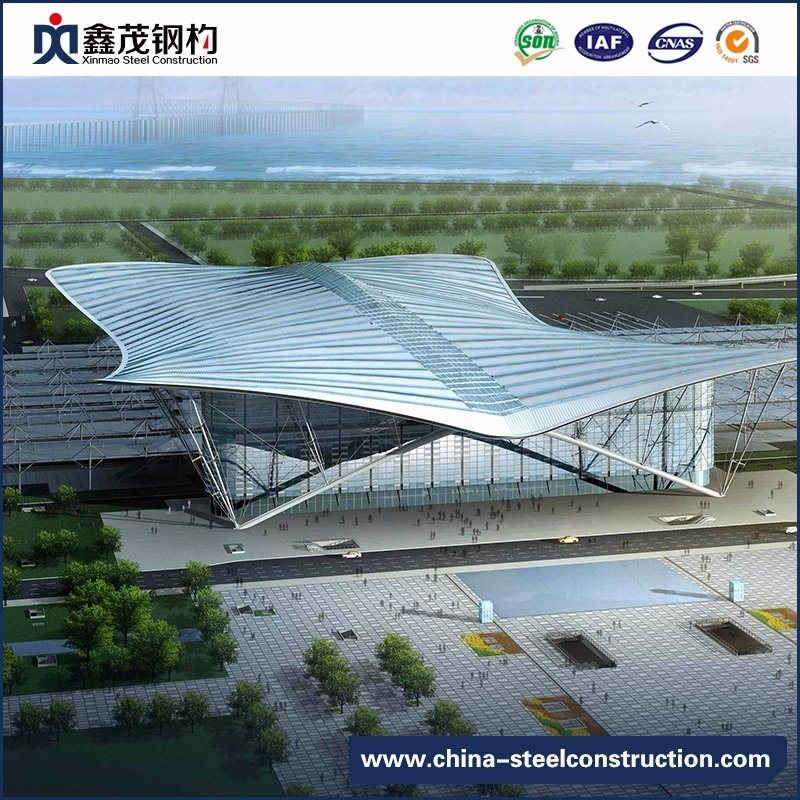 Reasonable price for Container Home Group - Prefabricated Steel Structure Building Stadium for Indoor Sports Center – Xinmao ZT Steel