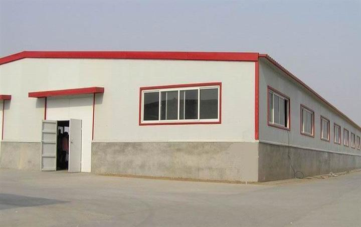 Factory source Janpan Living Container House - Prefabricated Steel Structure Industrial Building (Steel Frame) – Xinmao ZT Steel