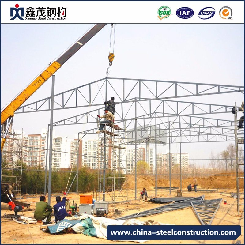Hot New Products Lightweight Steel Industrial Buildings -