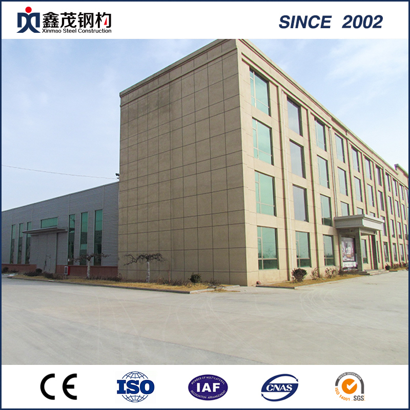 Factory Directly Manufacture Module Container Prefabricated Steel