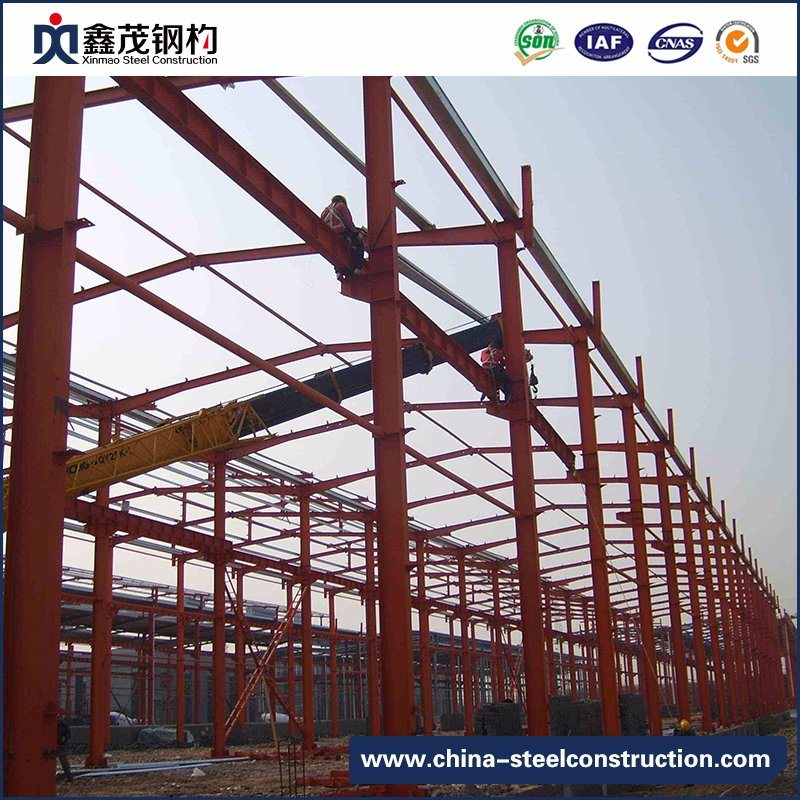 China Cheap price Steel Frame Buildings Kits Prices Uk -