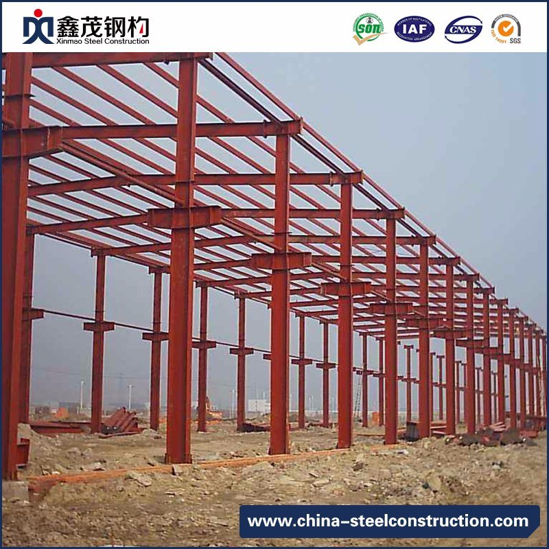 China Cheap price Steel Frame Buildings Kits Prices Uk ...