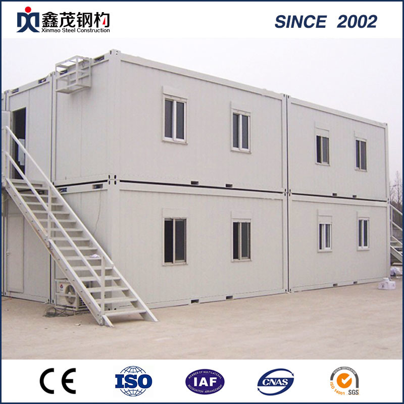 Smart Flexible Prefabricated Steel Structure Container House for Office