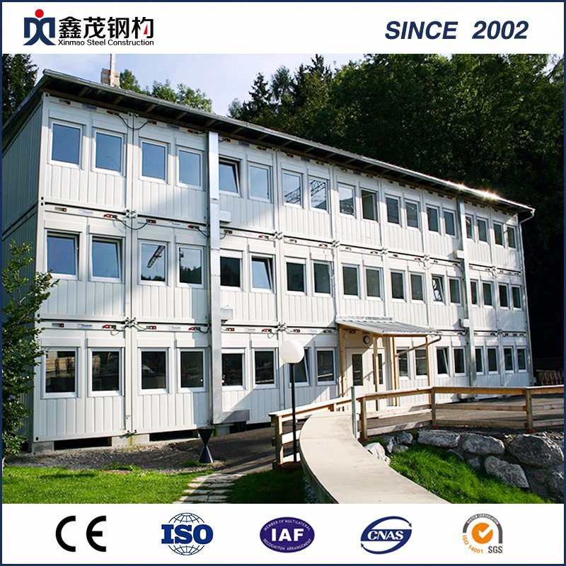 China Cheap Price Steel Structure Warehouse Smart