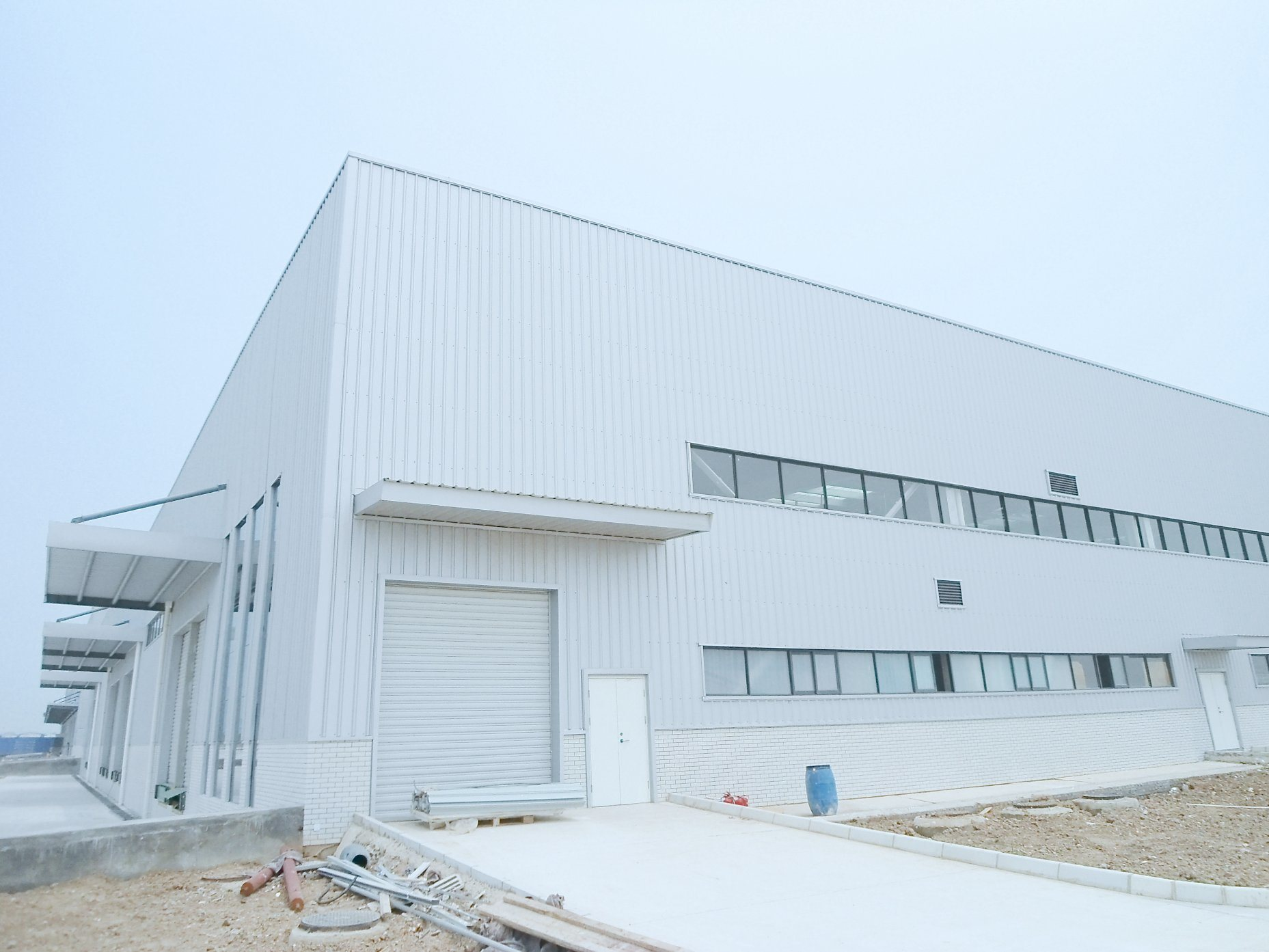 China Factory for Steel Structure Poultry Barn House -