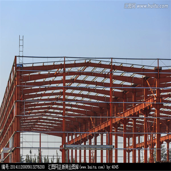Factory supplied Flat Pack House - Steel Structucture Construction for Warehouse/Storage/Plant – Xinmao ZT Steel