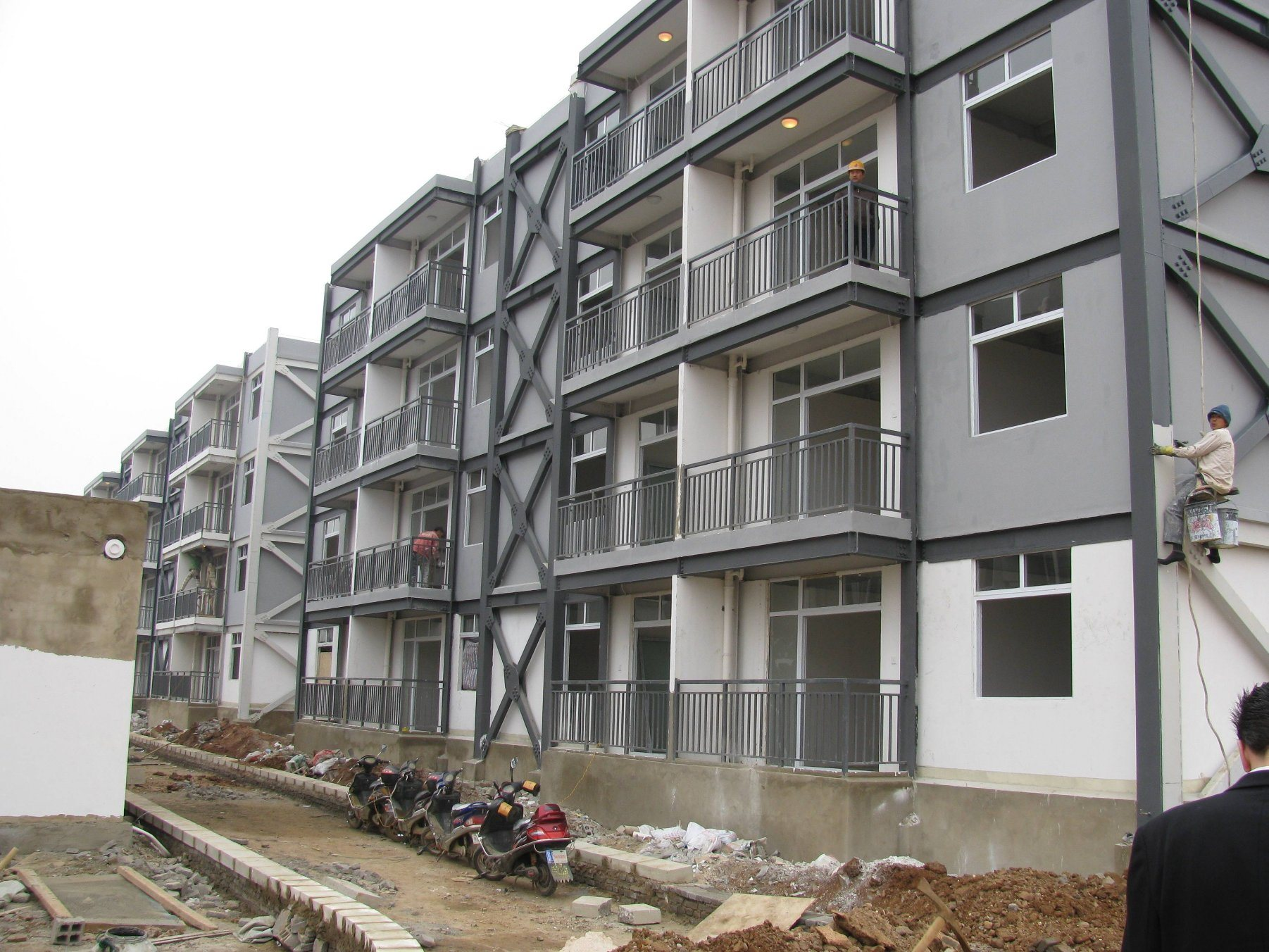 China Gold Supplier for Steel Construction Materials - Steel Structure Building (Metal Material Building) – Xinmao ZT Steel
