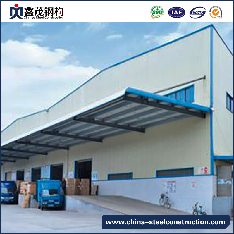 Chinese wholesale Ready Made Prefabricated House - Steel Structure Construction Furniture Warehouse – Xinmao ZT Steel