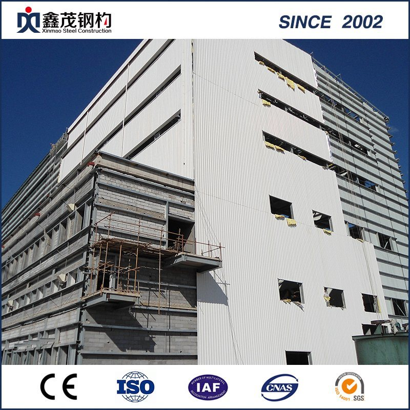 Chinese wholesale Cladding A Steel Frame Building - Steel Structure House Project Prefabricated Buildings – Xinmao ZT Steel