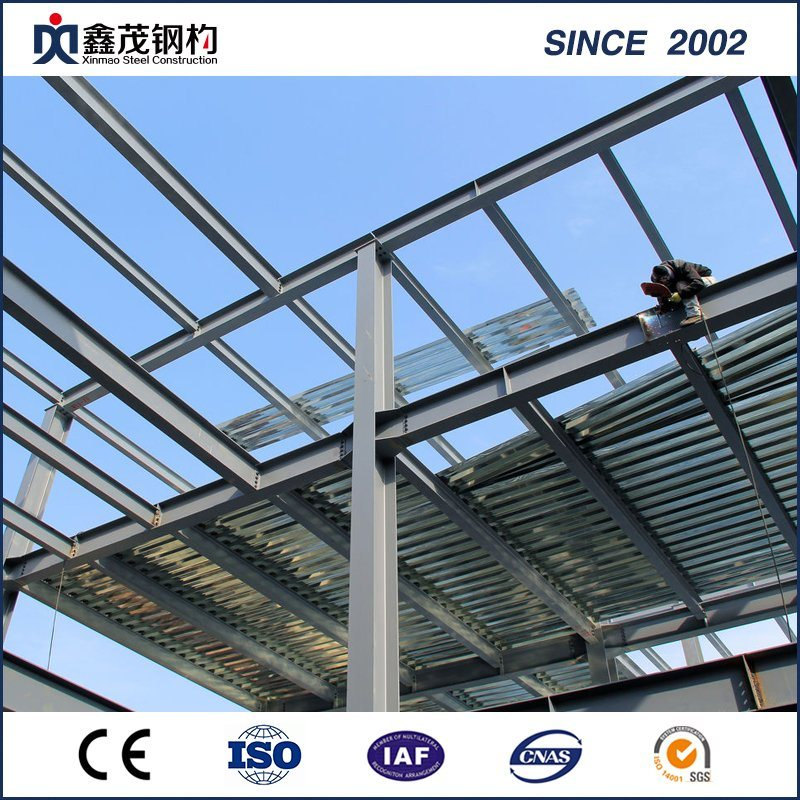 Low price for Steel Structure Chicken Poultry House -