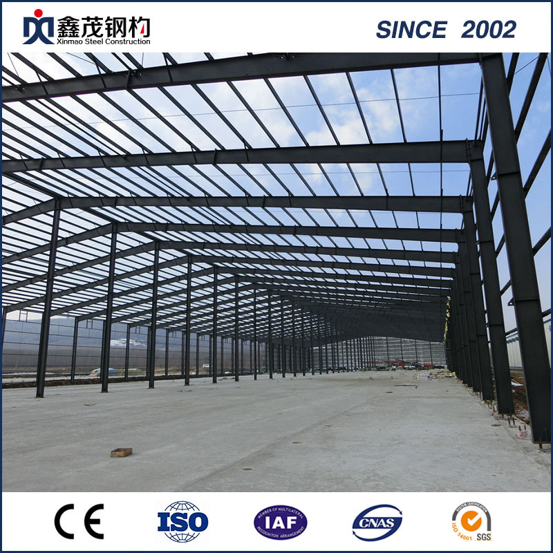 factory low price Warehouse - Steel Structure Sandwich Panel Prefabricated House for Steel Structure Warehouse – Xinmao ZT Steel