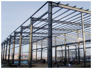 Professional Manufacturer of Steel Structure Workshop mula sa Tsina