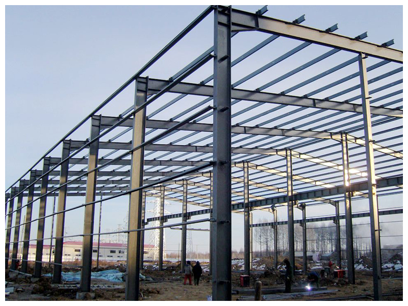 Professional Manufacturer of Steel Structure Workshop from China Featured Image