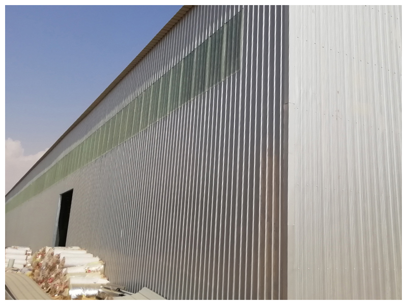 Top Quality H shape Prefabricated Steel Structure Workshop Featured Image
