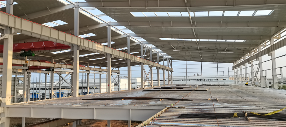steel structure warehouse (1)