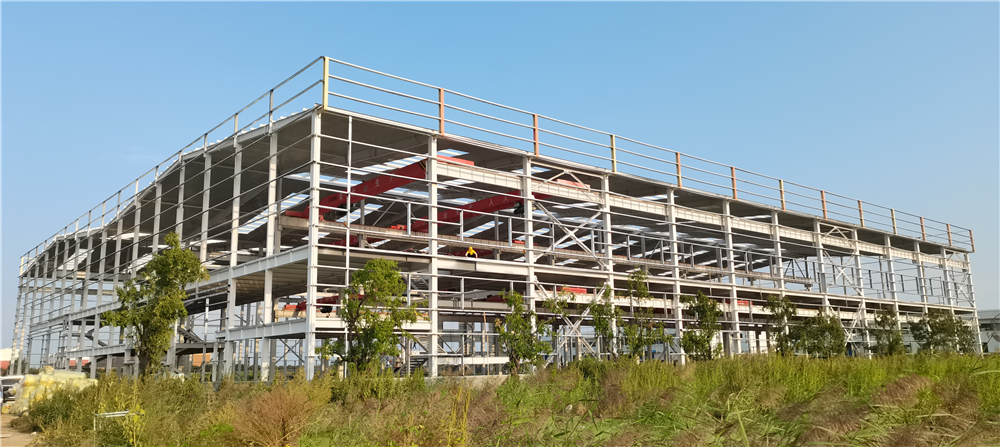 steel structure warehouse (7)